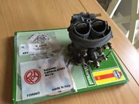 Fiat 126 / 500 Carburettor for sale Weber 30 DGF-7-750 - reconditioned never fitted