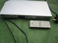 Philips Silver DVD Player with Remote Control- DVP3120/05