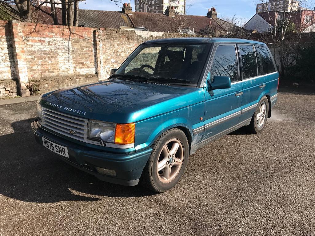 Range Rover LTD edition LPG GAS **P/X WELCOME**   in ...