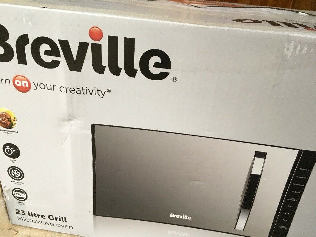 Breville Microwave Oven With Grill In Exeter Devon