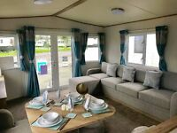 **STUNNING 2017 MODEL!** Static Caravan Holiday Home For Sale on The Lizard Peninsula in Cornwall