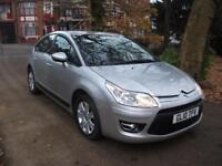 CITROEN C4 1.6HDi 16V Airdream+ [110] 5dr EGS+AUTO+�30 ROAD TAX + B TOOTH +AUX +CRUISE (silver) 2010