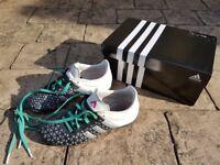 Kids Adidas Football Boots (size 12)