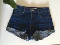 Jean shorts size 6