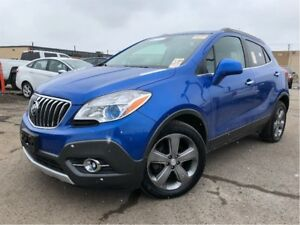 2013 Buick Encore Leather NAVIGATION BIG WHEELS BACK UP CAMERA