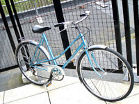 Beautiful Lightweight Ladies 3 Speed bike, style by Cyril, Serviced