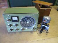 Vintage Marine Radio