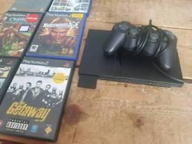 PlayStation 2 slimline SOLD