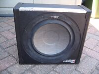 Vibe Lite Air Compact 12 Amplified Subwoofer