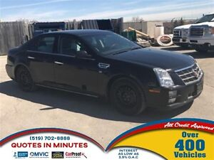 2010 Cadillac STS AWD   LEATHER   V6   POWER AND LUXURY