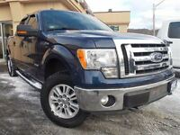 2012 Ford F-150 4x4 SuperCrew! Dependable work truck w/ tow pack