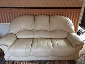 3 Seater Sofa & 2 Reclining armchairs