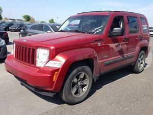 2008 Jeep Liberty NORTH EDITION 4X4 MAGS TOIT