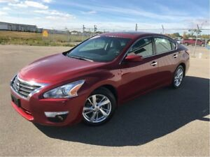 2015 Nissan Altima 2.5 SV-S/ROOF-HTD SEATS