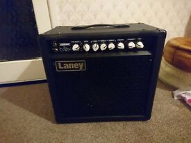 Laney TI15 (Tony Iommi combo)