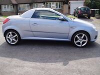 2007 57 Vauxhall Tigra 1.4 Exclusive