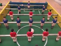 Vintage table football