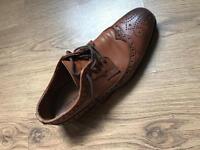 Zara brogues men shoes Size EU 41 around 6-7 uk
