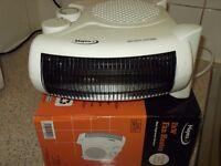 1 HAYES UK 2kW Fan Heater