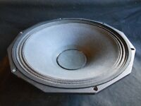 Precision Devices 21 inch Sub driver - ET211S, 4ohms 750Watts RMS Speaker