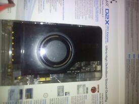 Asus Xonar D2X UHD 7.1 Soundcard