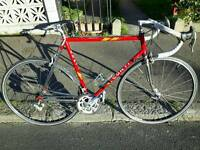 Conti Italian Road Bicycle, in Fair Condition, With Campagnolo Components