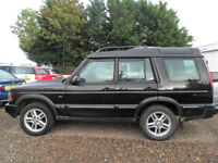 Land Rover Discovery Landmark TD5 4x4 7 Seats