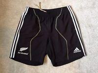 Genuine All Blacks Rugby Shorts
