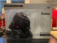 """iiyama black hawk Gmaster 24"""" IPS monitor (RRP ~£130)"""