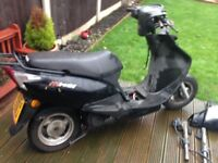 125cc scooter job lot