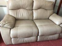 Premier Lexington Leather 2 seater sofa