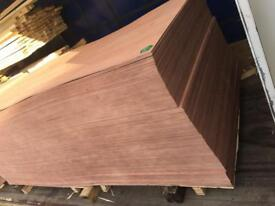 Plywood, 8x4 plywood sheets 6mm, NEW hardwood exterior ply sheets
