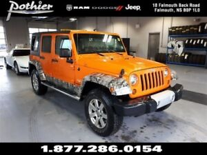 2012 Jeep WRANGLER UNLIMITED Sahara | LEATHER | HEATED SEATS | S