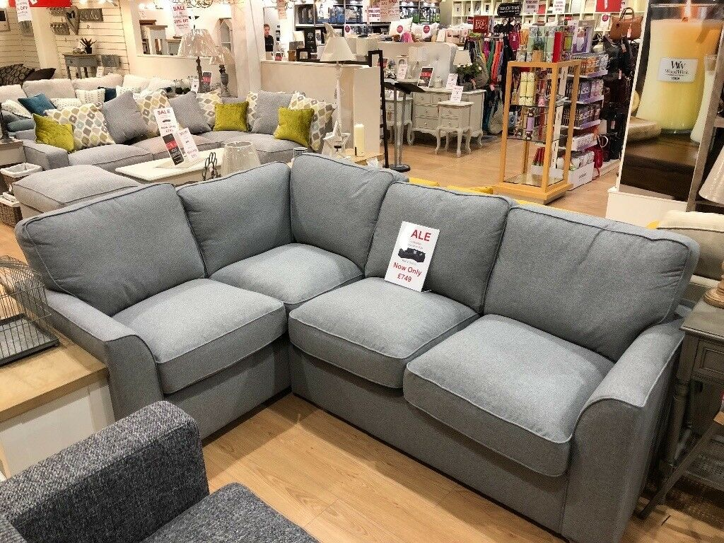 Buoyant Corner Sofa Free Delivery In Skipton North