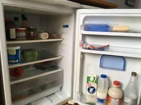 Hotpoint fridge and freezer