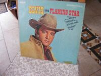 Elvis LP. Flaming Star.