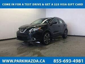 2018 Nissan Qashqai SL AWD - Bluetooth, Remote Start, NAV, 360 C