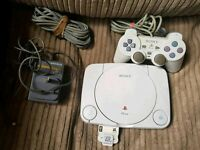 PlayStation ps1 psone slim