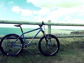 Stanton mountain bike