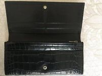LONGCHAMP Women Black Wallet/Purse