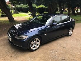 2011 61 BMW 318D EXCLUSIVE EDITION FSH