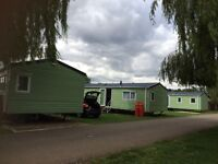 2 & 3 bedroom static caravans @Billing Aquadrome Northamptonshire