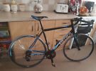 carrera zelos ltd 14..21,4 frame...mint condition,,hardley used all works as it should