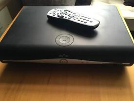 Sky + Plus HD Box and Remote Used