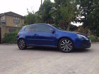 VW GOLF GTI DSG 2.0 TFSI Mk5 PADDLESHIFT MILlTEK RARE SPEC HPI CLEAR SATNAV FSH Loaded PX Vxr St S3