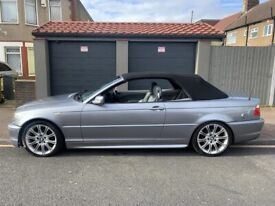 image for BMW, 318ci, M-Sport Convertible, 2004 Petrol Long MOT Full Service history ULEZ Exempt