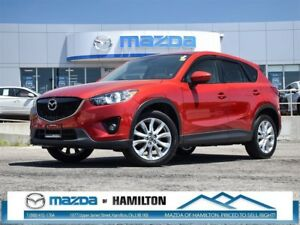 2015 Mazda CX-5 GT Leather, Bluetooth, keyless entry