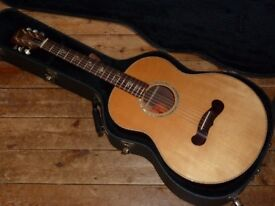 Gibson Prototype SJ-Custom acoustic 1998 12 fret neck to body with Fishman pickup