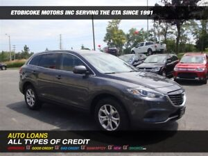 2014 Mazda CX-9 TOURING /7 PASS/ AWD / LEATHER / ROOF / REAR CAM