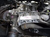 VW FOX RECONDITIONED GEARBOX, 5 SPEED